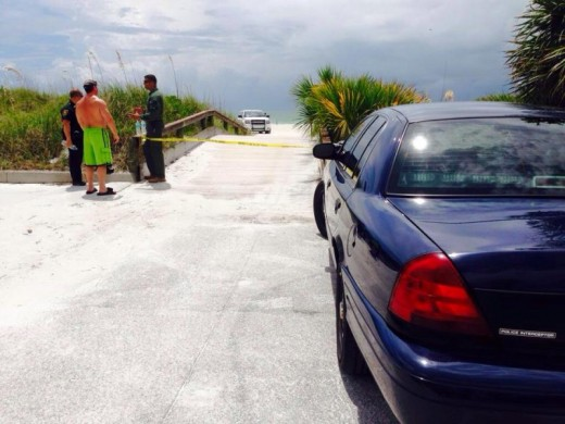 Beach Go-er Finds Suspicious Object at St. Pete Beach