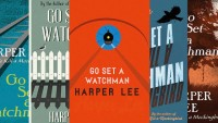 """The Rejected Covers Of """"Go Set A Watchman"""""""