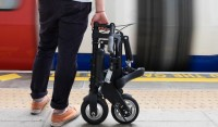Meet The World's Tiniest Electric Bike