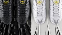 Zaha Hadid Teams Up With Pharrell And Adidas For A New Sneaker Design
