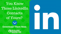 You'd higher Export Your LinkedIn Contacts Now