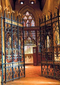 Restored – the treasure that Augustus Welby Pugin swore through