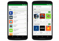 Search advertisements In Google Play store Go are living Globally