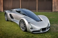 This awesome, Greener Supercar Comes Out Of A three-D Printer