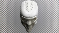 Nike's Medieval Ice Helmet retains hot Heads Cool