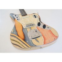 Now You Can Shred Twice As Hard With These Guitars Made From Recycled Skateboards