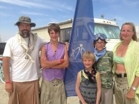 the youngsters Of Burning Man