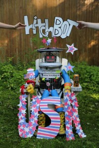 Hitchbot, The Hitchhiking Robot, Meets Its Untimely Demise At The Hands Of An Angry Human