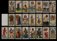 From Alejandro Jodorowsky And King Khan, awesome Black energy Tarot playing cards