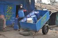 How A Toilet Franchise Business Is Cleaning Up Kenya's Slums
