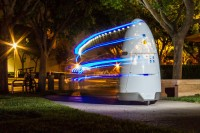 Meet the scary Little safety robot which is Patrolling Silicon Valley