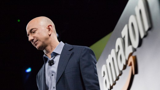 "Amazon CEO Jeff Bezos On NYT Exposé: ""i don't acknowledge This Amazon"""