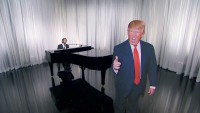 the only strategy to Make Donald Trump's Tweets *Bearable? Have Josh Groban Sing Them