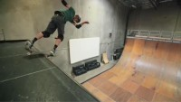 A Gnarly Cardboard Skateboard Justifies Its own Existence