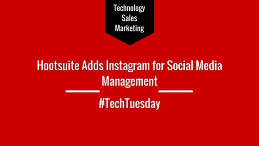 Tech Tuesday: Hootsuite Adds Instagram for Social Media Management