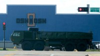 Oshkosh Wins $6.7 Billion militia Contract to build 55,000 mild vehicles