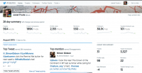 Twitter's better Analytics Dashboard