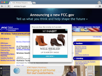 AT&T Intercepts WiFi traffic To Inject commercials