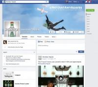 Hornitos Takes Virgin Agave Skydiving In #NotJustAnyAgaves Social Campaign