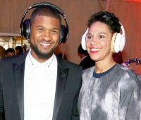 Usher Marries after which Honeymoons In Cuba With manager Grace Miguel
