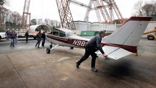 Watch reside: NASA Crashing An airplane For Science