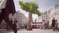 Unilever Makes Like A Tree, And Leaves The forest For The Streets