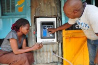 These ATMs In Kenya Dispense smooth Water instead of cash