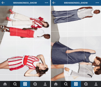 a way express Steps Off The Runway And Onto Instagram
