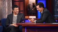 The part of Stephen Colbert's Uber Interview You did not See