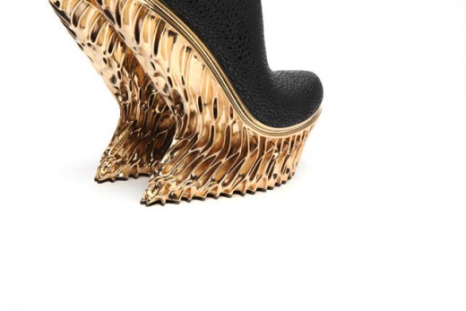 United Nude Pairs With Francis Bitonti For Its newest 3-d Printed Shoe