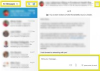 New LinkedIn Inbox: adjustments To Messages And invites