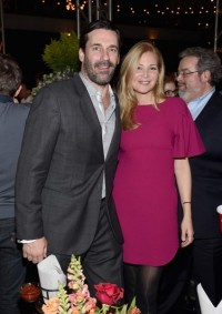 Jon Hamm Splits With Jennifer Westfeldt; Jon Cryer begins Emmy campaign For Mad males