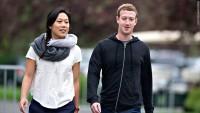 Mark Zuckerberg And Priscilla Chan Open The Primary School For Underprivileged Students