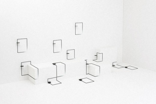 Nendo's New Table Underlines Interesting Architecture Without Obscuring It