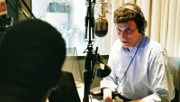 """""""the new Yorker"""" Editor David Remnick Has a brand new Gig: Radio Host"""