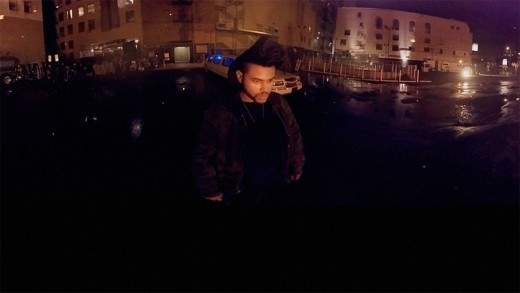 """The Weeknd Goes VR With GoPro In New 360-degree Video For """"The Hills"""" Remix Feat. Eminem"""
