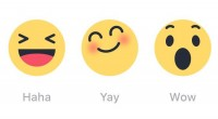 fb Unveils New Emoticon Reactions