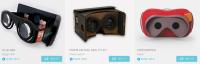 virtual reality: Google Cardboard vs. fb's Oculus Like Android vs. iOS