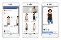 "appear Out Amazon: facebook trying out dedicated purchasing space & ""Canvas"" advertisements For outlets"