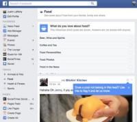 facebook Is testing matter-based Feeds