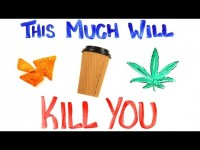 This Video shows you ways much coffee, Water, Weed, and Even Air Will Kill You