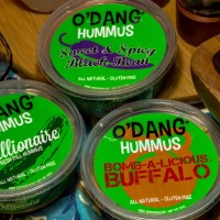 Shark Tank: Robert Herjavec and Lori Greiner Take A chunk of O'Dang Hummus for $50,000