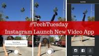 Instagram Launch New Video App