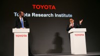 Toyota Launching $1 Billion AI Lab . . . And it is now not only for vehicles