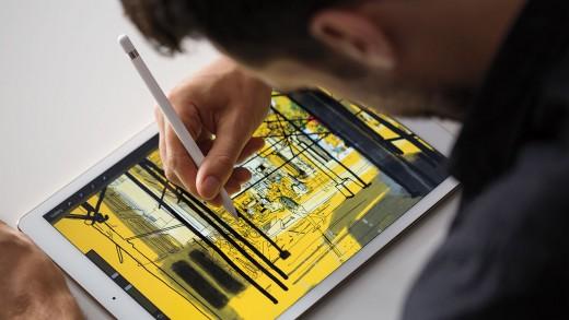Apple's iPad Pro Shipping This Week