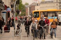 this is What Rush Hour looks as if In Copenhagen