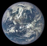 See A daily Portrait Of Earth, In actual Time