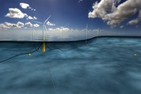 These Norwegian Floating Wind turbines can also be placed far Out To Sea