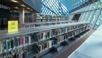 the way forward for Libraries Is Collaborative, Robotic, And Participatory