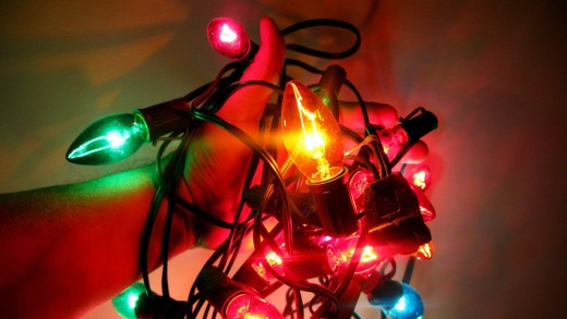 Are Your Christmas Lights Screwing Up Your Wi-Fi?